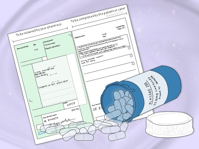 Illustration of some medication