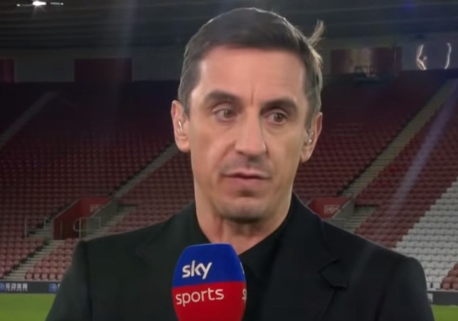 Gary Neville is backing Liverpool to beat Chelsea at Stamford Bridge