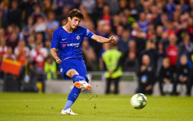 Lucas Piazon is on loan in Portugal