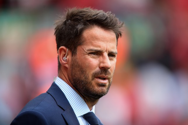 Jamie Redknapp, an ex-Liverpool player himself, believes momentum has shifted in the battle for Premier League supremacy
