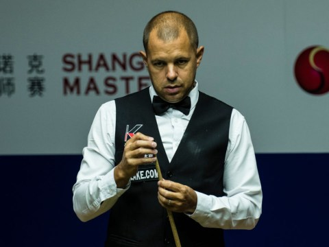 Barry Hawkins a 'lucky boy' to be facing John Higgins after Shanghai Masters first round scare