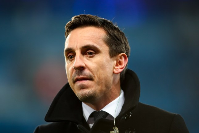 Gary Neville believes Mino Raiola has been controlling his client and creating stories about his desire to leave