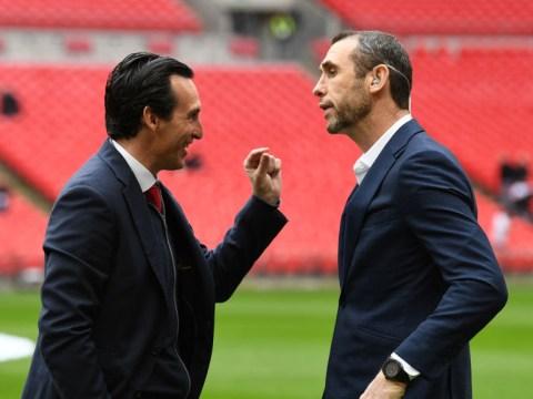 Arsenal legend Martin Keown tells Unai Emery what formation to pick against Tottenham