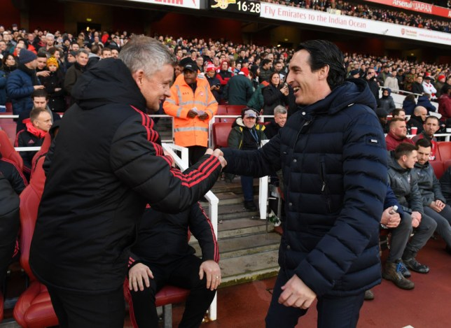 Manchester United host Arsenal for a mouthwatering Premier League clash