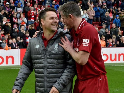 Jamie Carragher criticises Liverpool fans for giving Michael Owen stick