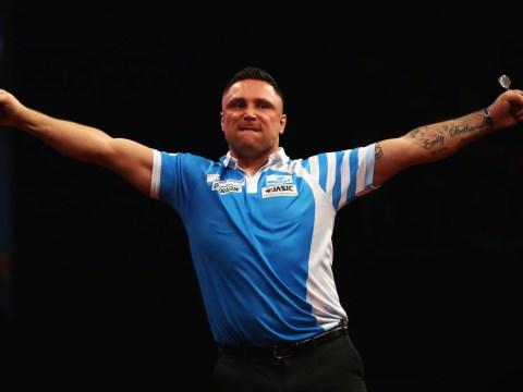 Gerwyn Price's plan is coming together with International Darts Open win