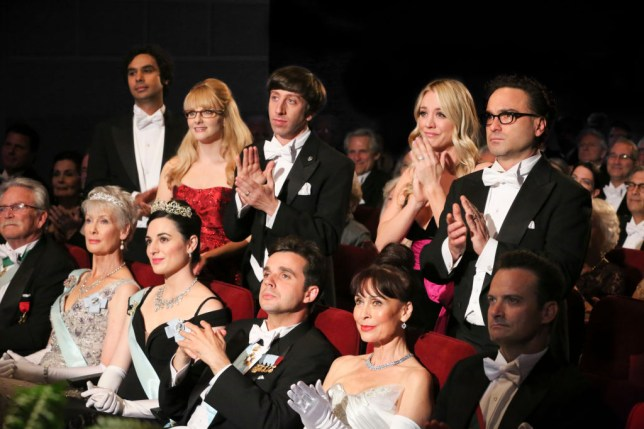 The Big Bang Theory finale voted show's best episode ever