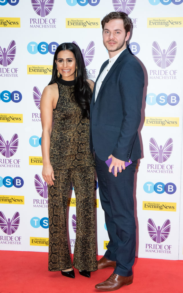 Sair Khan and Simon Lennon