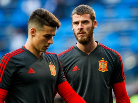 Chelesa goalkeeper Kepa reveals how David de Gea has reacted to being dropped by Spain