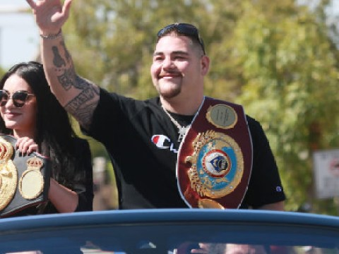 Andy Ruiz Jr wants Anthony Joshua to underestimate him again amid criticism from Tyson Fury