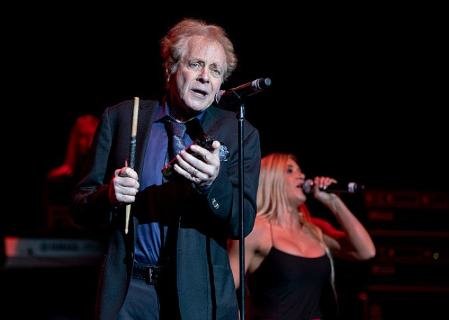 Two Tickets To Paradise singer Eddie Money dies from cancer aged 70