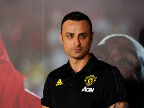 Former Man Utd and Spurs striker Dimitar Berbatov retires from football in epic style with class statement
