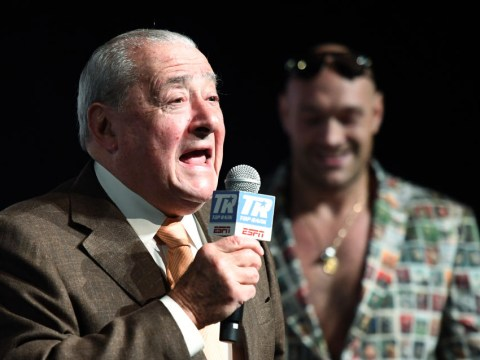 Bob Arum responds to Deontay Wilder wanting Tyson Fury to step aside for unification fight