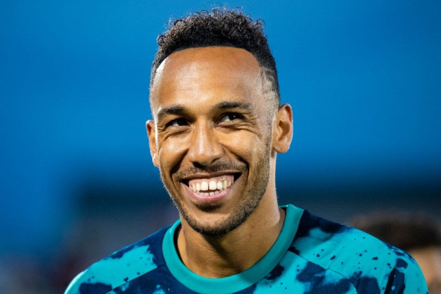 Pierre-Emerick Aubameyang trolls Tottenham after their Carabao Cup exit to Colchester