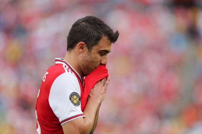 Gary Neville slams 'poor player' Sokratis Papastathopoulos after Arsenal draw at Watford
