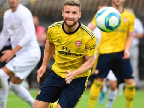 Juventus unlikely to sign Arsenal defender Shkodran Mustafi
