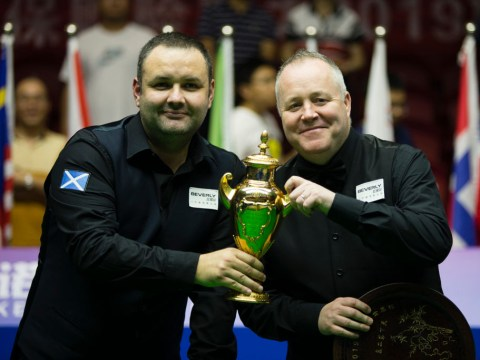 World Cup winners John Higgins and Stephen Maguire to meet in Six-red World Championship final