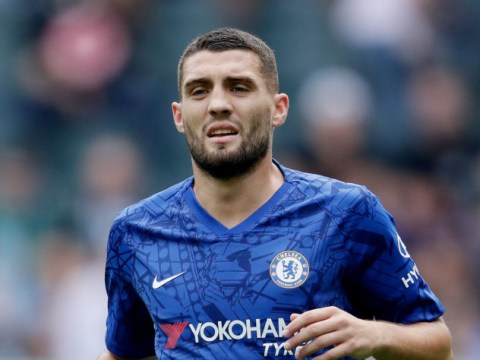 Chelsea midfielder Mateo Kovacic withdrawn from Croatia squad after picking up injury
