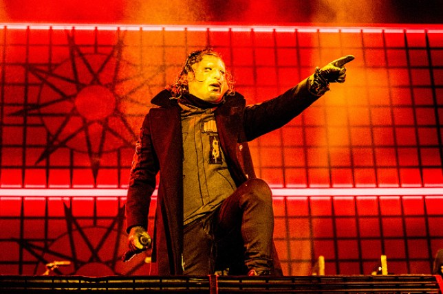 Slipknot fans blast 'ridiculous' ban after being warned against wearing 'spiked clothes' to concert