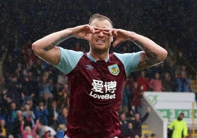 Ashley Barnes injury update ahead of Burnley's trip to Brighton | Metro News