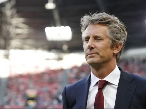 Edwin van der Sar reaffirms Ajax commitment amid Man Utd director of football interest