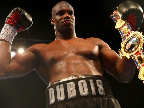 Daniel Dubois backs himself to stop Tyson Fury – and any other top heavyweight