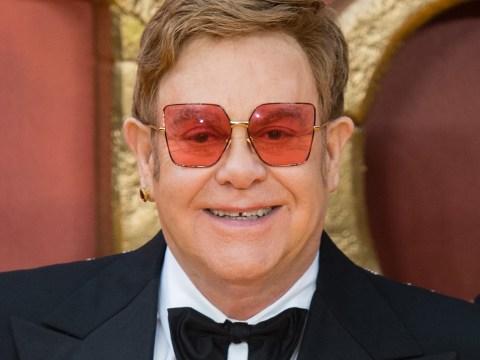 Elton John recalls taking drug overdose to 'finish himself off' after 'catastrophic love affair'
