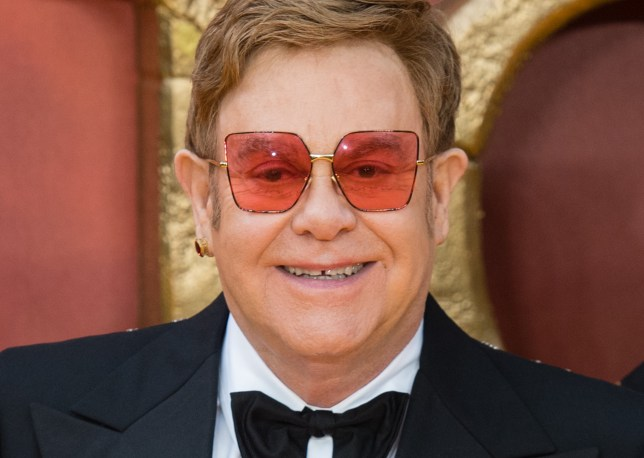 Elton John reveals cocaine binges left him a 'monster' as he addresses use of 'horrible drug'