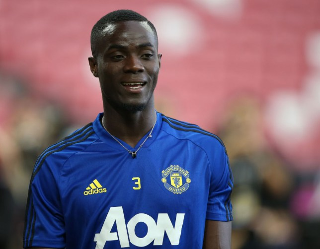 Manchester United star Eric Bailly hopeful of early return from knee injury