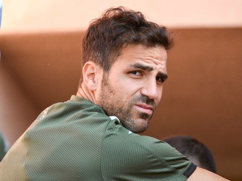 Cesc Fabregas reveals why he rejected Real Madrid transfer to stay at Arsenal