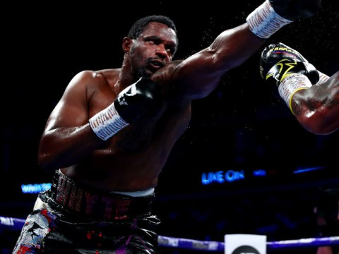 Eddie Hearn wants Dillian Whyte to fight on Andy Ruiz Jr vs Anthony Joshua II undercard