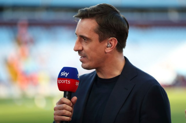 Gary Neville wants Chelsea to beat Liverpool (Picture: Getty)
