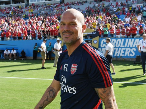 Ian Wright says Arsenal's young stars love working under new assistant Freddie Ljungberg