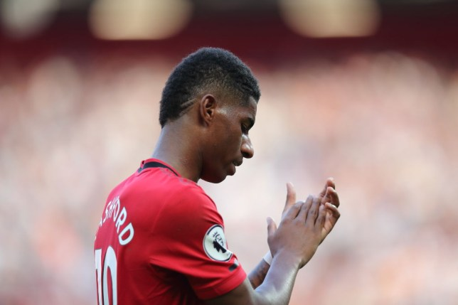 Michael Owen explains why Marucs Rashford is a potential problem for Ole Gunnar Solskjaer
