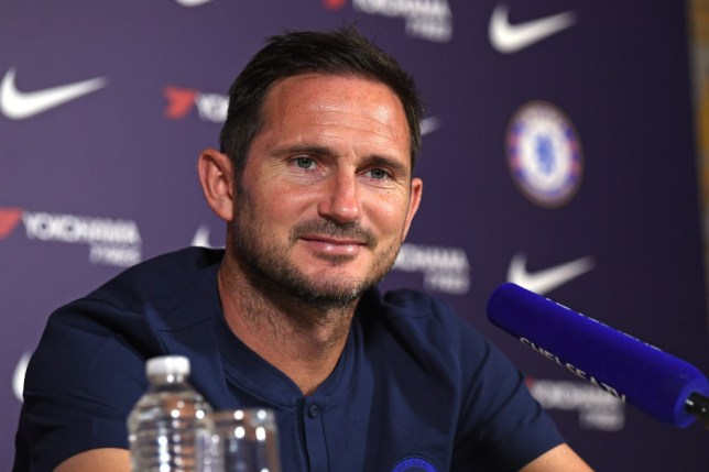 Frank Lampard reveals Chelsea's Champions League target after mixed Premier League form