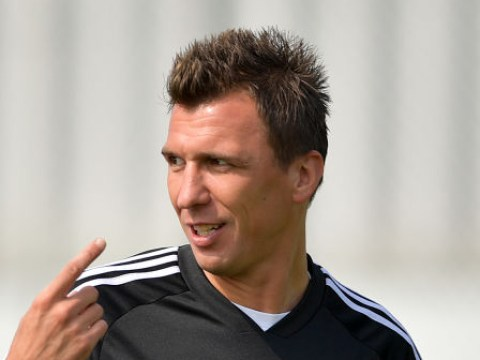 Manchester United preparing January move for Juventus star Mario Mandzukic to ease striker shortage