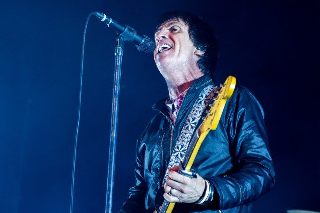 Johnny Marr jokes about Nigel Farage joining The Smiths after quashing rumours the band will reunite
