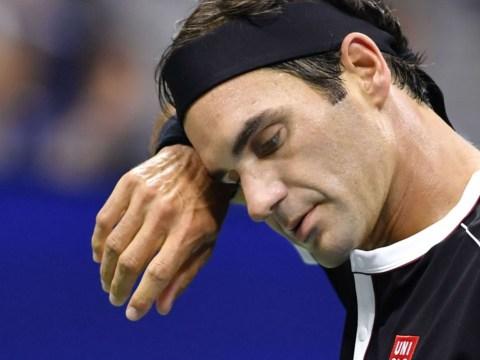 Roger Federer set to surrender lead to Rafael Nadal in GOAT race after US Open slip