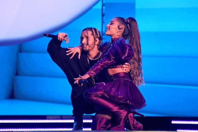 Frankie Grande insists Ariana Grande is 'very much single' after hinting she's dating Mikey Foster