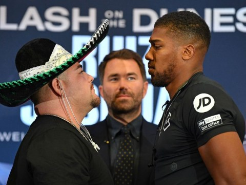 Eddie Hearn claims Anthony Joshua could retire after Andy Ruiz Jr. fight