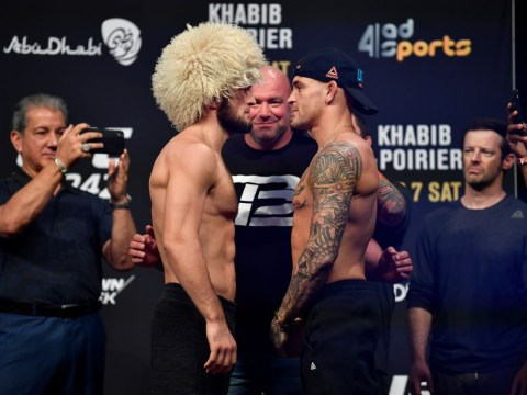 UFC 242 Khabib vs Poirier UK time, TV channel, live stream, fight card and odds