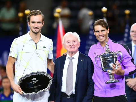 Rafael Nadal sobs, umpire is booed and Daniil Medvedev delivers killer speech after US Open final