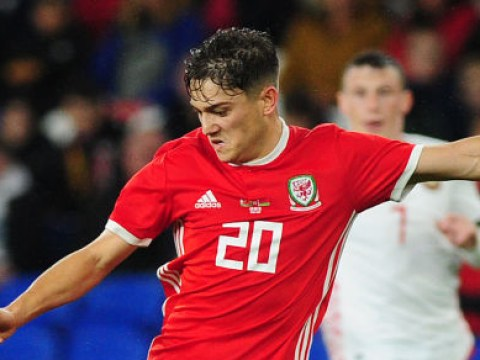 Daniel James continues fine start to the season with emphatic finish for Wales against Belarus