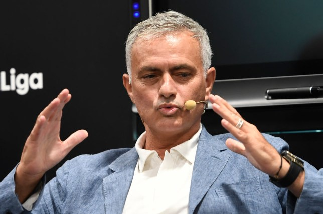 Jose Mourinho thinks club structure is the difference between the top two clubs and their rivals