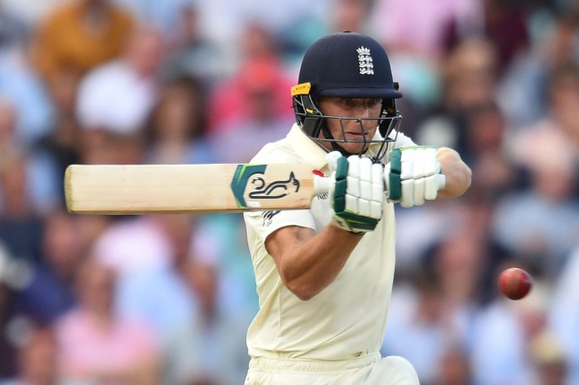 Jos Buttler led England's recovery on day one of the fifth Ashes Test