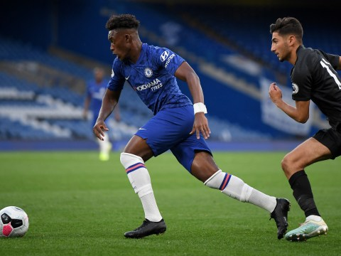 Chelsea ready to seal new Callum Hudson-Odoi contract after return from injury