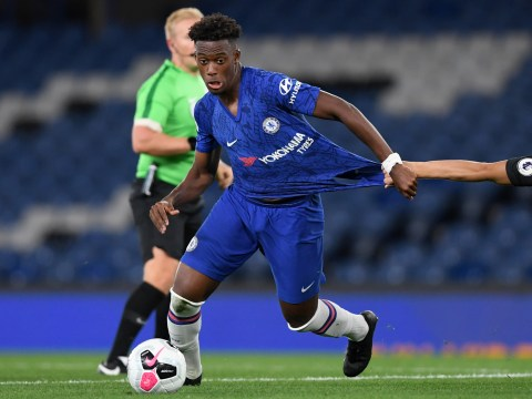 Callum Hudson-Odoi marks return to action with assist for Chelsea U23s as Reece James also makes comeback