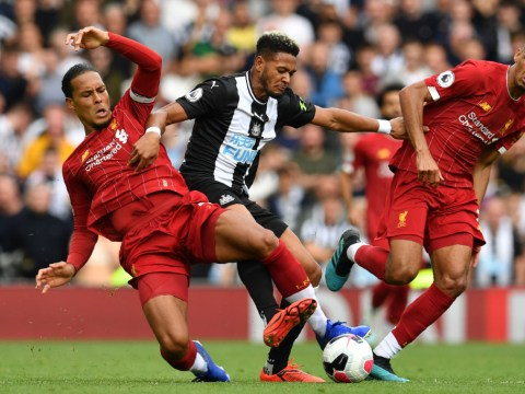 Liverpool learned from Tottenham's mistakes to beat Newcastle United, claims Virgil van Dijk