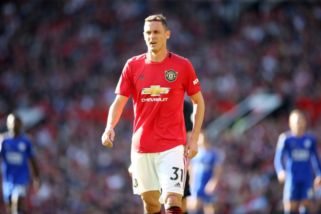 Nemanja Matic's days at Manchester United appear to be numbered
