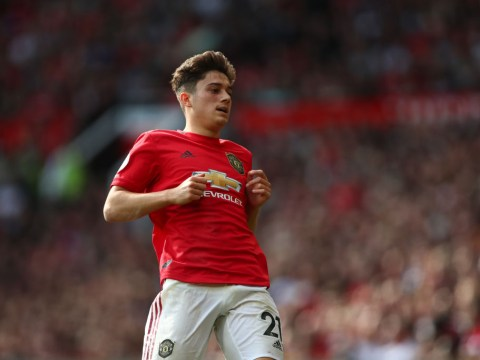 Ole Gunnar Solskjaer provides Man Utd injury updates on Daniel James, Paul Pogba and Anthony Martial